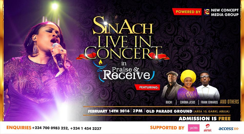 Sinach Live in Concert - Yudala