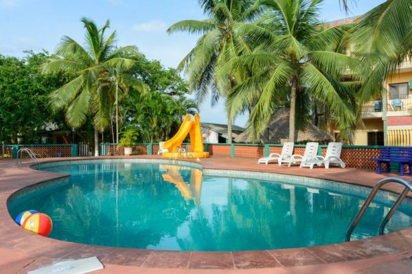 Swimming Pool at Whispering Palms Resort