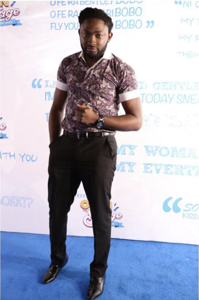 Co-host Uti Nwachukwu