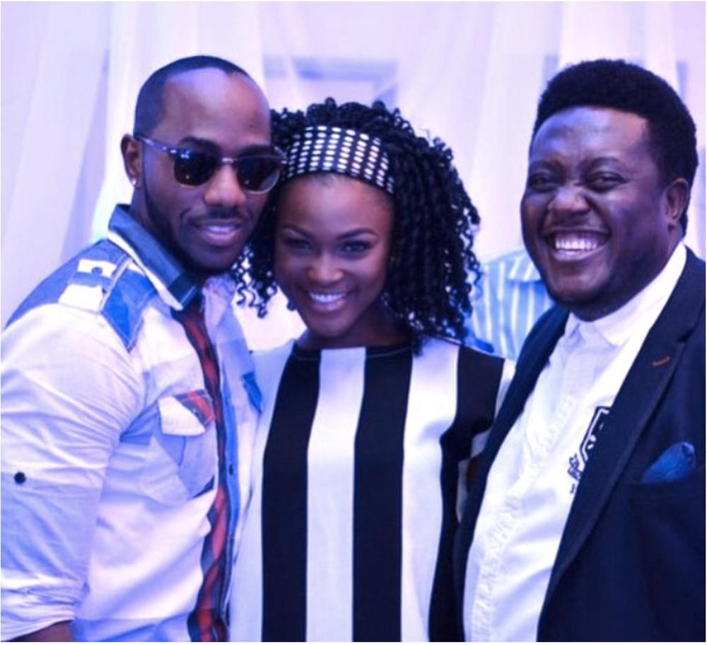 Ceasar Ume-Ezeoke, Eva Alordiah and Oye Akideinde