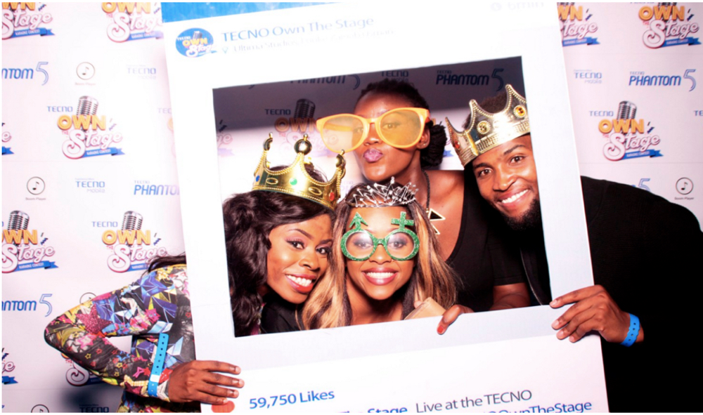 TECNO Own the Stage Grand Finale 2016_February 201622
