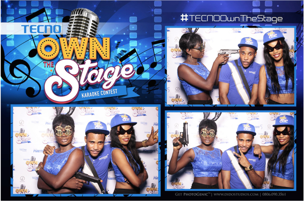 TECNO Own the Stage Grand Finale 2016_February 201625
