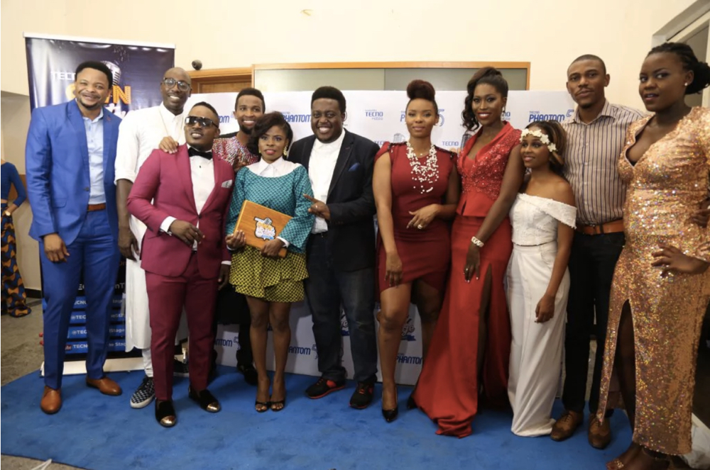 TECNO Own the Stage Grand Finale 2016_February 20169