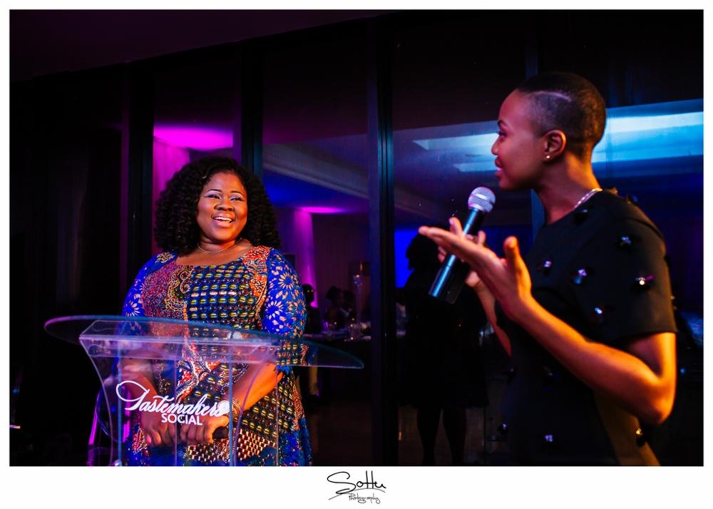 Founders - Adeola Ogunbekun and Damilola Okuboyejo