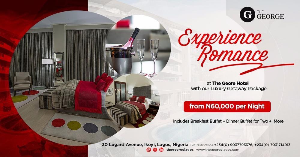 The George Hotel Lagos Valentine's 2016 1