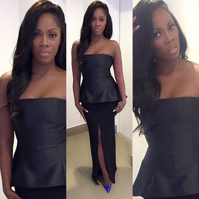 Tiwa Elle Style Awards 2016
