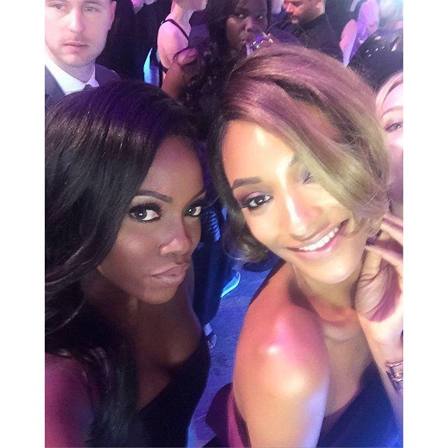 Tiwa Savage Jourdan Dunn Elle Style Awards