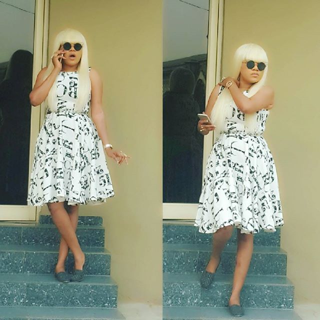 Toyin Aimakhu_Blonde_Feb 2016 1
