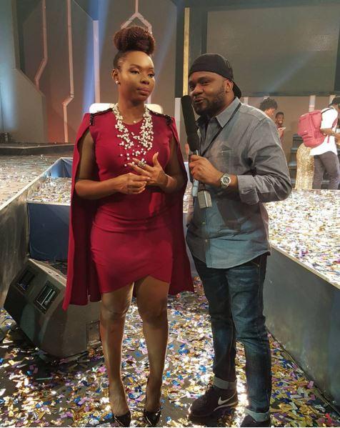 Yemi Alade & Seyi Peters