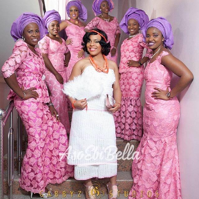 bride @thestyecheapskate, phoot by @ukogabriel, MUA @adatmakeup.syudios