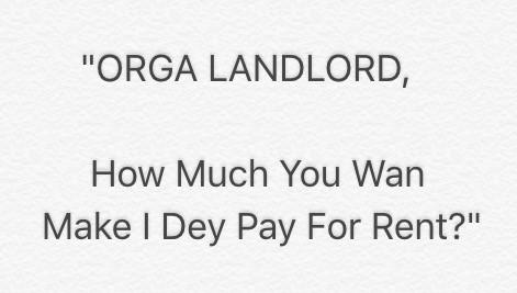 orga landlord