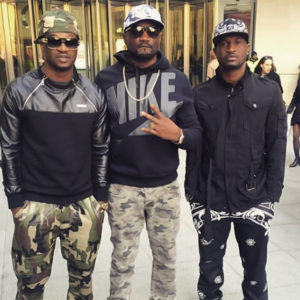 Video surfaces of P-Square in a Physical Disagreement in Lawyer's Office - BellaNaija