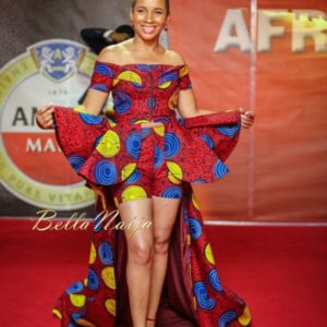 """I wore Ankara and they want to eat me raw…I promoted Africa with my Attire"" – Ibinabo Fiberesima"