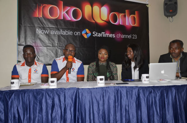 Irokoplus Is Now Irokoworld On Startimes Pay Tv Nollywood Actress