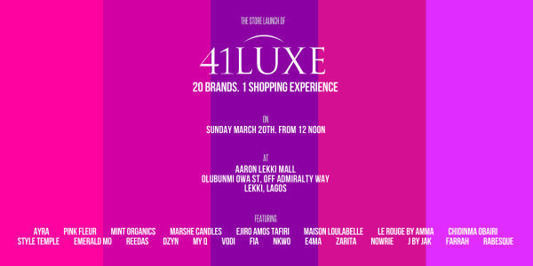 41-Luxe Invite