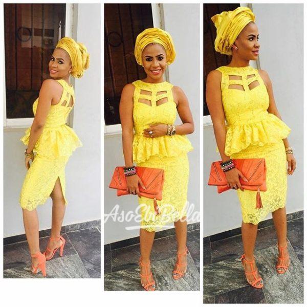 @geishamandie, outfit by Aunty Salewa