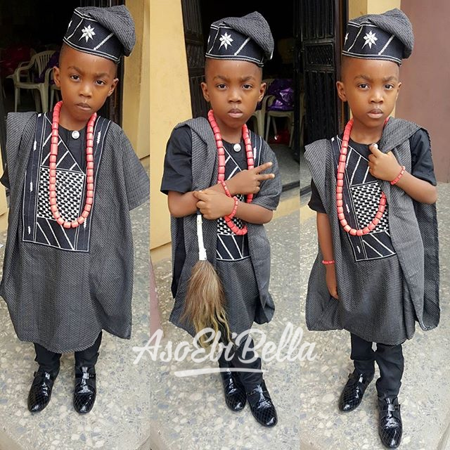 @mercyaigbegentry's son in @avenoutfitconcept