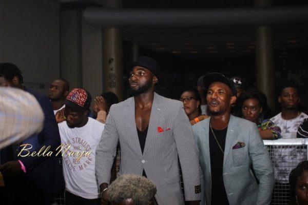 Gbenro Ajibade, Gideon Okeke