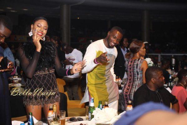 Nancy Isime & Emmanuel Ikubese