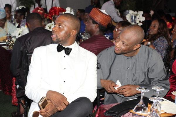 Adebola Williams and Segun Agbaje