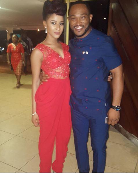 Adesua Etomi & Blossom Chukwujekwu