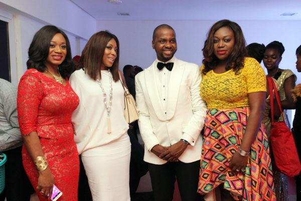 Aisha Ahmad, Mo Abudu, Adebola Williams