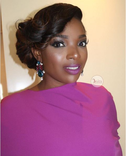Annie Idibia by Anita Brows