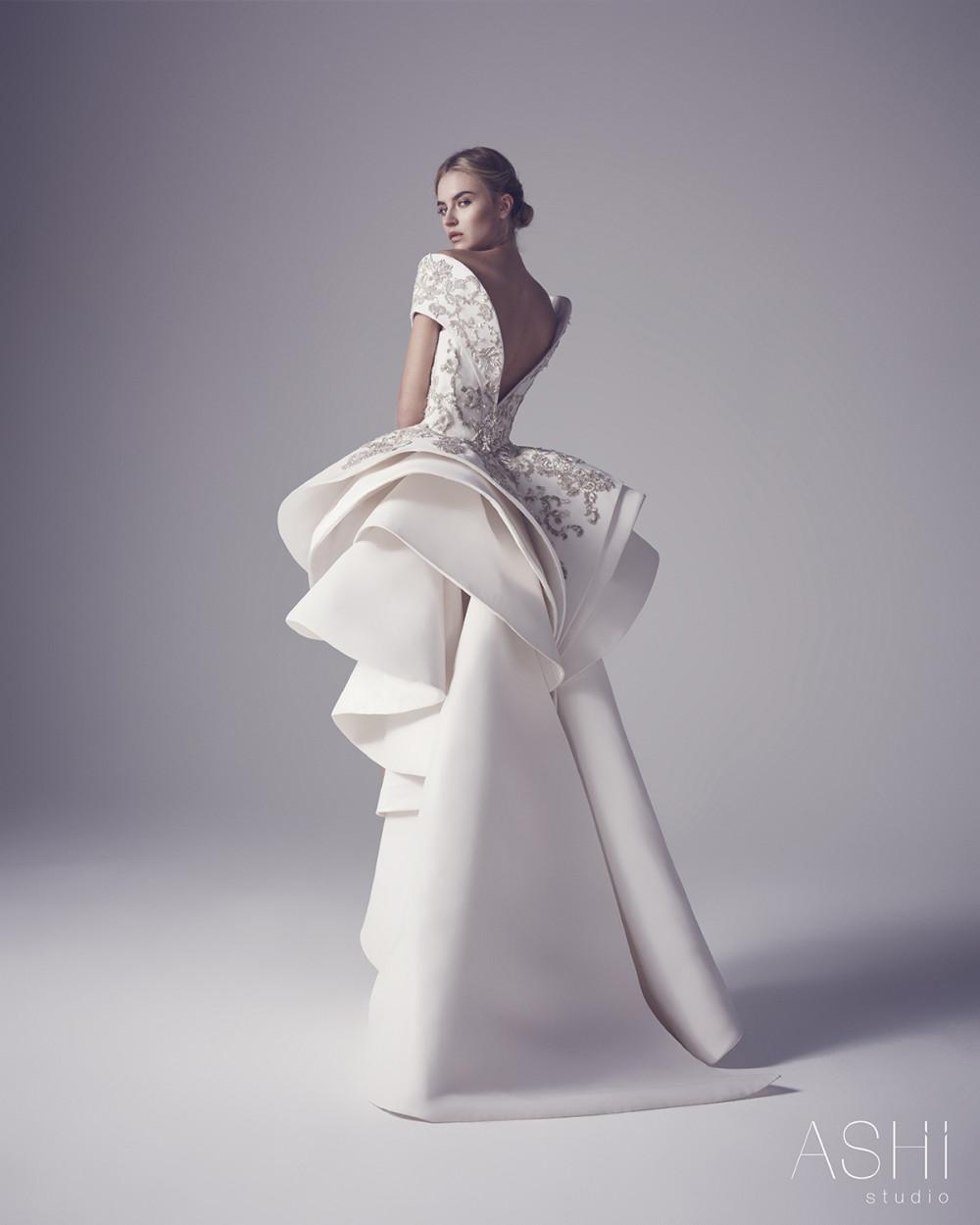 Bn Bridal Ashi Studio Spring Summer Couture Collection
