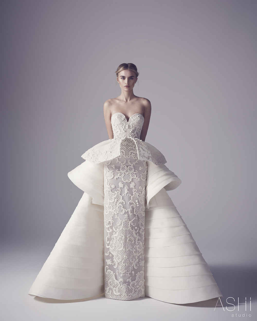 Bn Bridal Ashi Studio Spring Summer Couture Collection