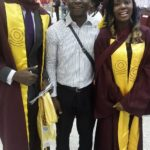 UNILAG Graduates Ayodele Dada - 5.00 GPA, Temitope Aregbesola, Chinwe Ikwuazo with 4.68 GPA