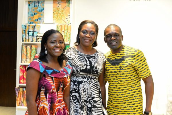 Ayotunde, Vlisco Nigeria, Mrs. Dotun Akande Vlisco Ambassdor, Charles Imuzeze, GreatMeasures Media Network