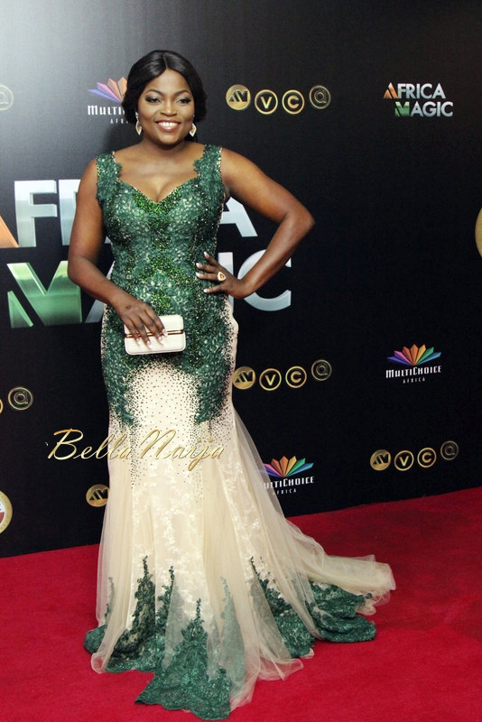 Funke Akindele in Enthyst