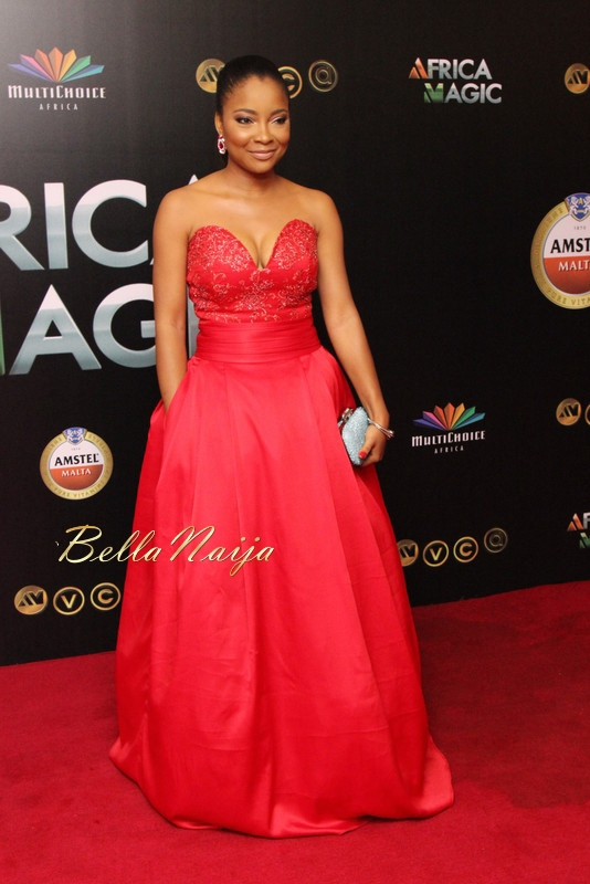 Linda Ejiofor in Woman by Aisha