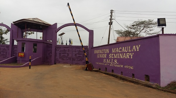 Babington Macaulay Junior Seminary (BMJS)