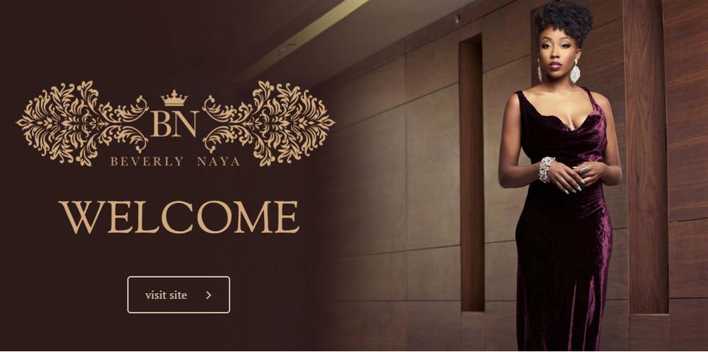 Beverly Naya Home Page