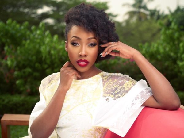 Welcome World League Of Beauty And Fashion Official Web: Beverly Naya Just Launched Her Official Website + Check