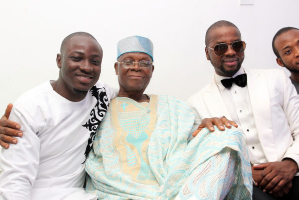 Biyi, Adebola Williams's Father and Adebola Williams