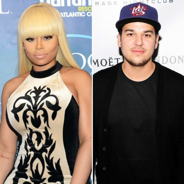 Rob Kardashian Dating Blac Chyna - KING Says - Celebrity and ...