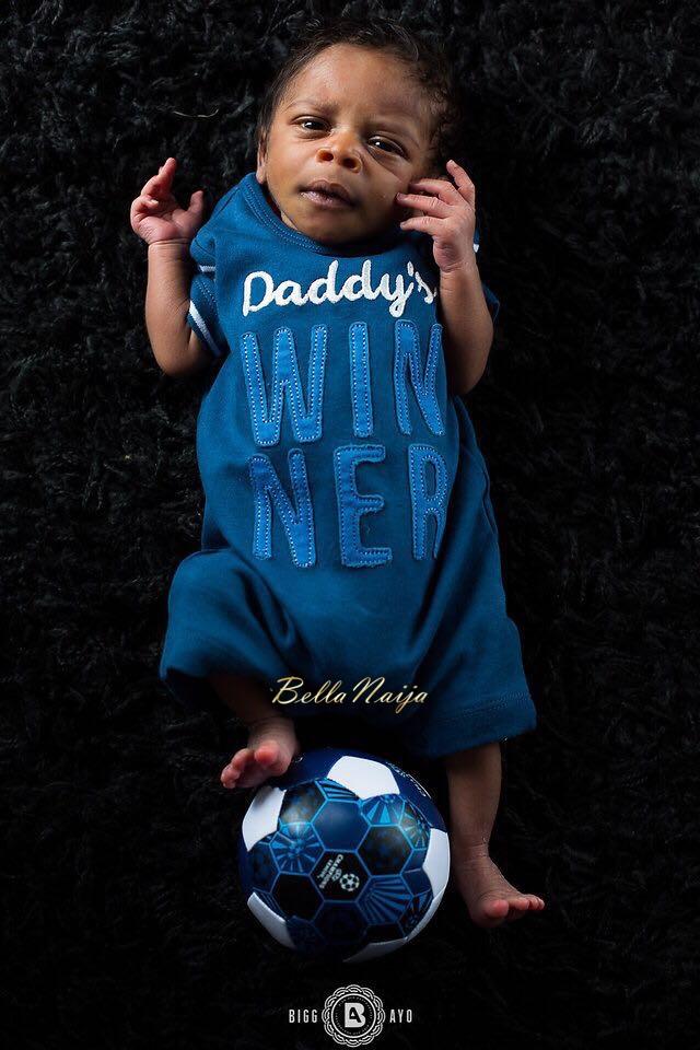 Blessing and Gideon Yobo Miracle Baby Caleb_ March 2016 BellaNaija_3