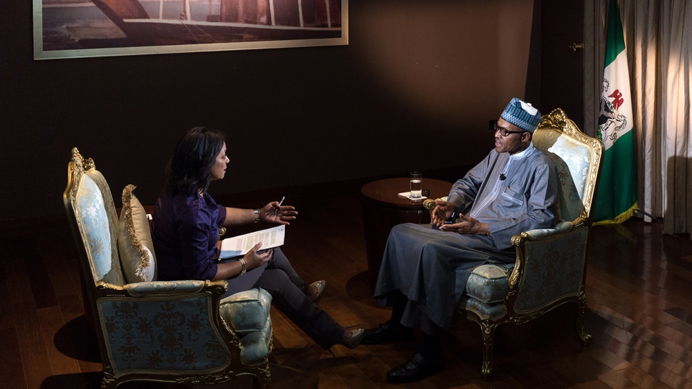 Buhari Interview with Al Jazeera_February 2016