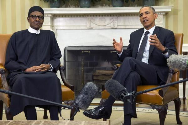 President Buhari on USA tour Find Out His Stance on Nigeria & Nuclear Energy
