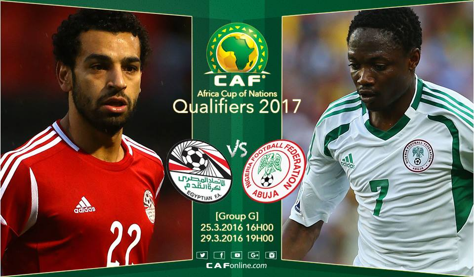 AFCON 2017 Qualifiers: Nigeria will beat Egypt in return march - Samson Siasia