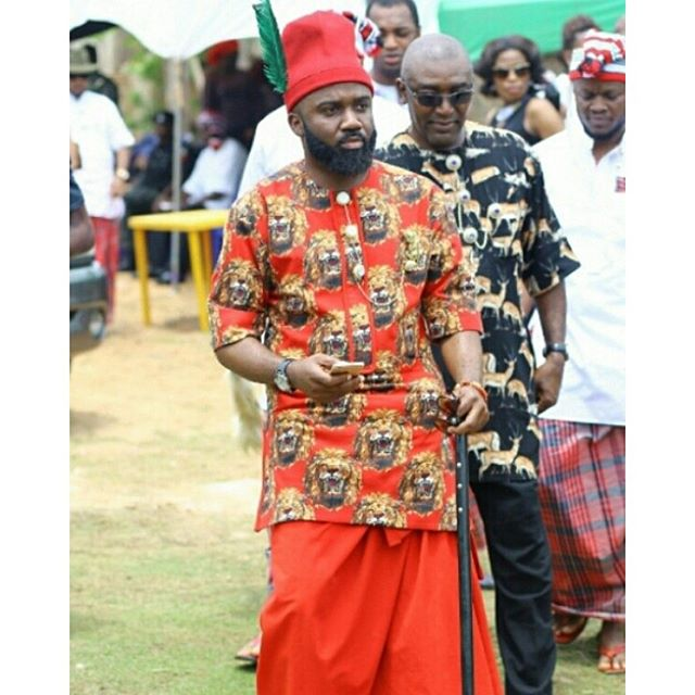 1st Look Chioma Otisi Amp Noble Igwe S Traditional Wedding