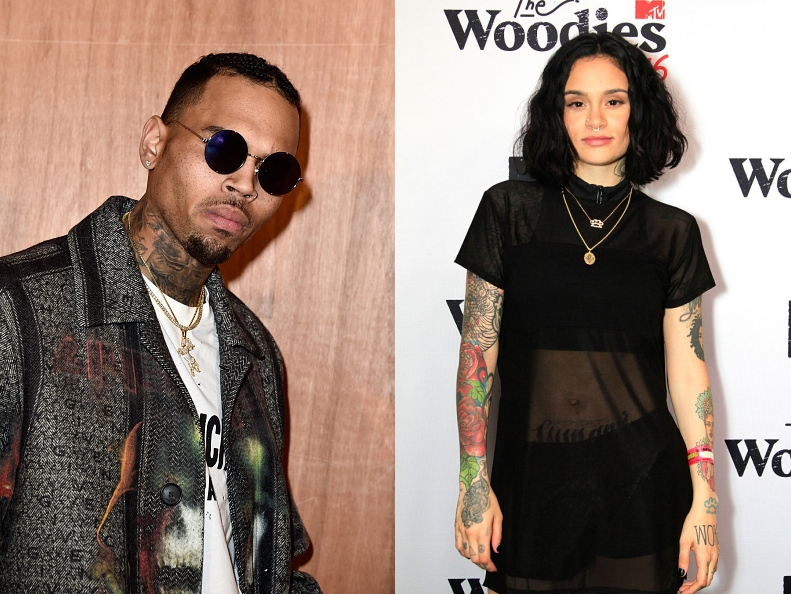 Chris Brown-Kehlani