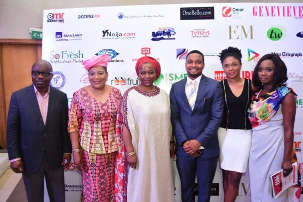 Dr Emmanuel Uduaghan, Kemi Nelson, Hajiya Aisha Babangida, Charles Odii, Omoni Oboli & Orode Ryan-Okpu
