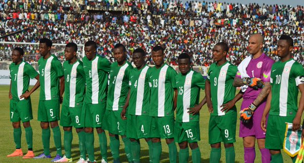 Image result for Super Eagles 2016