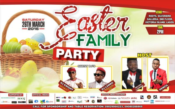 Easter Family Party