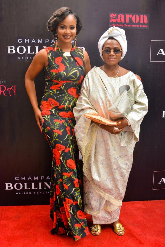 Erelu Abiola Dosunmu and Omowunmi Akinnifesi