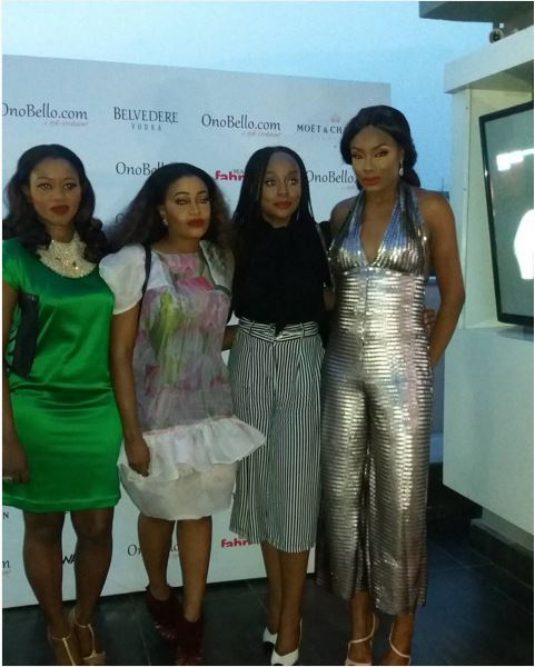 Femi DaSilva, Lanre DaSilva-Ajayi, Michelle Dede & Ono Bello