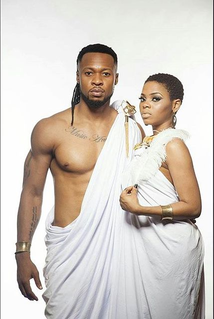 Flavour and Chidinma